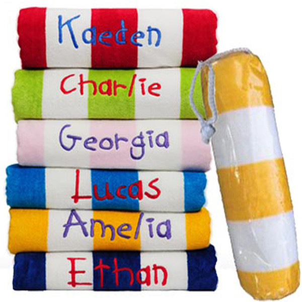 Kids Beach Towels Personalised Gifts Photo Gifts Unique Gifts