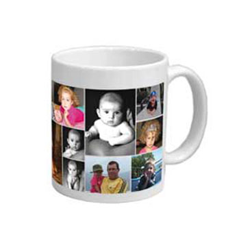 Collage Mug Personalised Gifts Photo Gifts Unique Gifts Gift